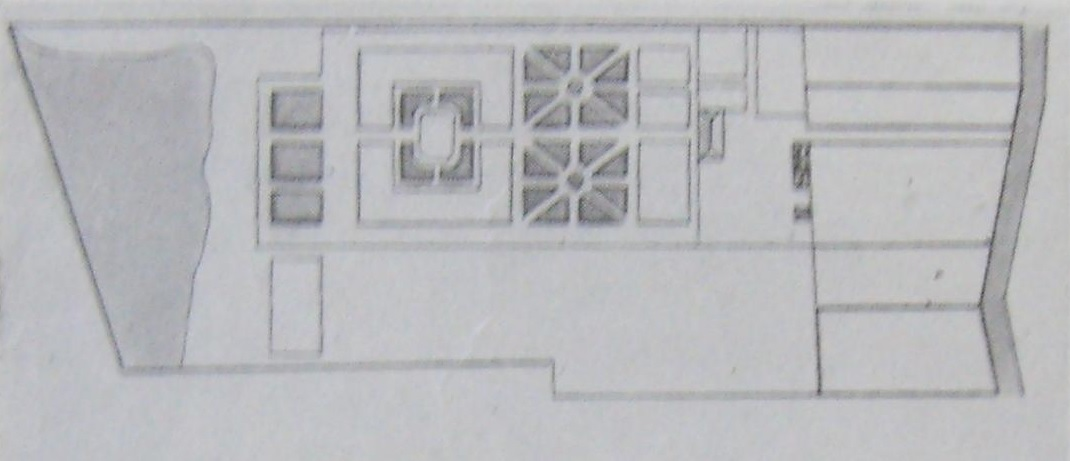 План усадьбы «Слободской дом»
